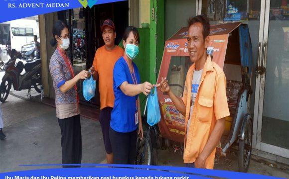 Aksi Peduli Rumah Sakit Advent Medan 18 Oktober 2019